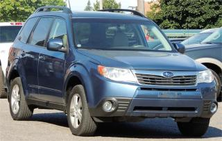 Used 2010 Subaru Forester X Touring for sale in Etobicoke, ON