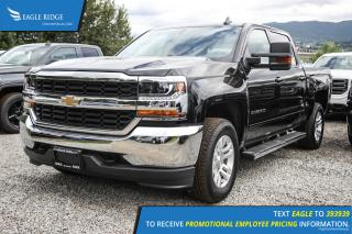 New 2018 Chevrolet Silverado 1500 1LT for sale in Coquitlam, BC