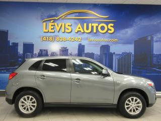 Used 2014 Mitsubishi RVR SE AWD for sale in Levis, QC