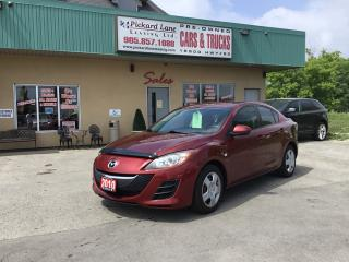Used 2010 Mazda MAZDA3 GX for sale in Bolton, ON