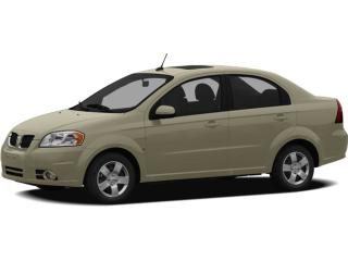 Used 2009 Pontiac G3 Wave Base for sale in Port Coquitlam, BC