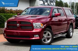 Used 2011 Dodge Ram 1500 Sport Power Seats, Backup Camera, Canopy for sale in Coquitlam, BC