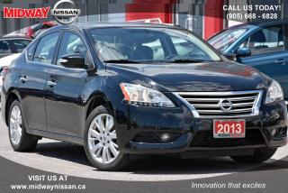 Used 2013 Nissan Sentra 1.8 SV for sale in Whitby, ON