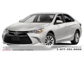 Used 2016 Toyota Camry for sale in Brampton, ON