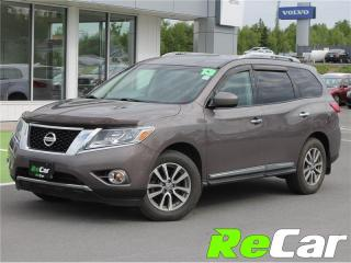 Used 2013 Nissan Pathfinder SL | 4X4 | HEATED LEATHER | BACK UP CAM for sale in Fredericton, NB