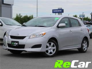 Used 2010 Toyota Matrix XR | LOADED | ONLY $4,944 for sale in Fredericton, NB