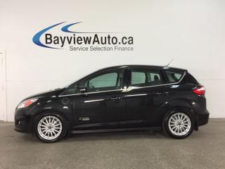 Used 2014 Ford C-MAX SEL - REM START! PANOROOF! HTD LTHR! SYNC! for sale in Belleville, ON