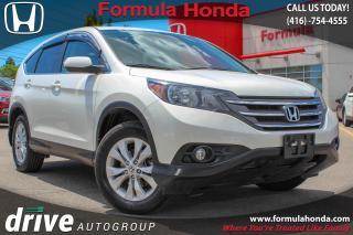 Used 2014 Honda CR-V EX-L for sale in Scarborough, ON