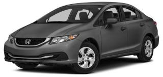 Used 2014 Honda Civic LX for sale in Pickering, ON