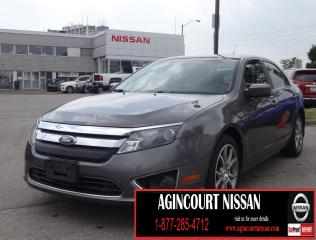 Used 2011 Ford Fusion SEL Sedan for sale in Scarborough, ON