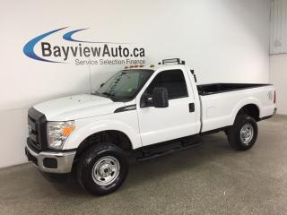 Used 2014 Ford F-250 XL - 6.2L! for sale in Belleville, ON