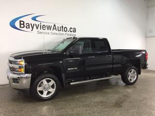 Used 2015 Chevrolet Silverado 2500HD - DURAMAX! 5th WHEEL RAILS! REM START! HTD SEATS! REV CAM! ON STAR! MY LINK! for sale in Belleville, ON
