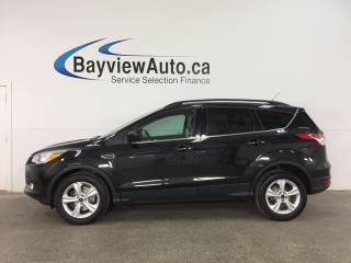 Used 2015 Ford Escape - 4WD! ECOBOOST! DUAL CLIMATE! HTD SEATS! SYNC! for sale in Belleville, ON