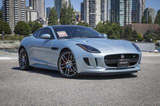 Used 2016 Jaguar F-Type Coupe R AWD for sale in Vancouver, BC