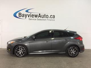 Used 2015 Ford Focus - AUTO! ALLOYS! A/C! SYNC! CRUISE! for sale in Belleville, ON