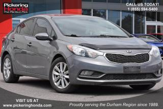 Used 2015 Kia Forte 1.8L LX+ LX Plus AT for sale in Pickering, ON