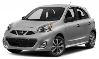 Used 2015 Nissan Micra SV for sale in Whitby, ON