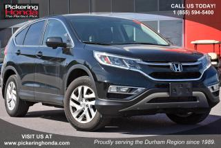 Used 2016 Honda CR-V EX-L for sale in Pickering, ON