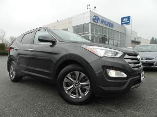 Used 2016 Hyundai Santa Fe Sport 2.4 Premium ACCIDENT FREE & BC OWNED for sale in Abbotsford, BC