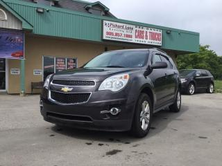 Used 2013 Chevrolet Equinox 1LT for sale in Bolton, ON