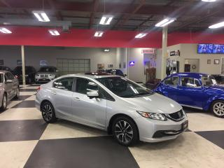 Used 2014 Honda Civic EX AUT0 A/C SUNROOF BACKUP CAMERA 99K for sale in North York, ON