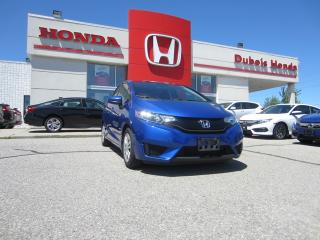 Used 2015 Honda Fit LX for sale in Woodstock, ON