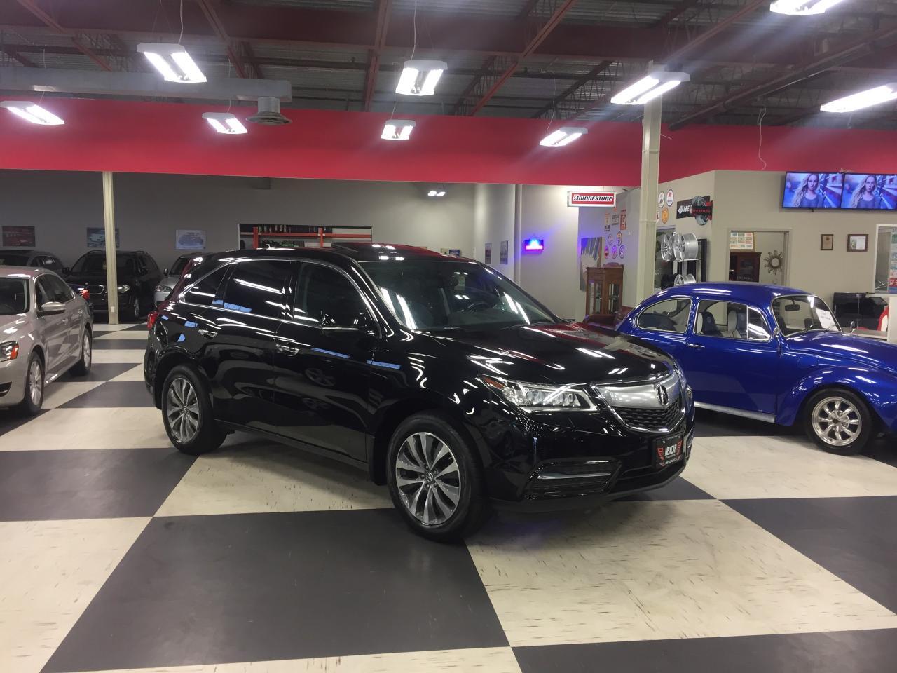2014 Acura MDX SH-AWD NAVIGATION 7 PAASENGERS 82K