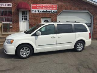 Used 2012 Chrysler Town & Country TOURING Dual DVD Navigation Sunroof Bluetooth for sale in Bowmanville, ON