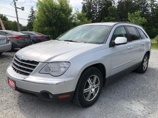 Used 2007 Chrysler Pacifica Touring 7 PASSENGER LEATHER for sale in Gormley, ON