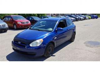 Used 2007 Hyundai Accent L for sale in Saint-jerome, QC