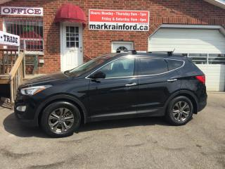 Used 2013 Hyundai Santa Fe Sport Bluetooth Roof Racks USB Aux for sale in Bowmanville, ON