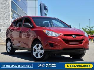 Used 2013 Hyundai Tucson L Man Gr Elect for sale in Saint-leonard, QC