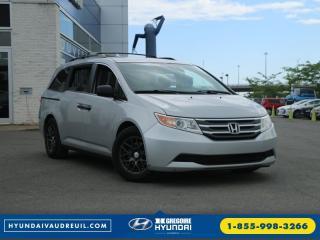 Used 2012 Honda Odyssey LX A/C GR ELECT for sale in Saint-leonard, QC
