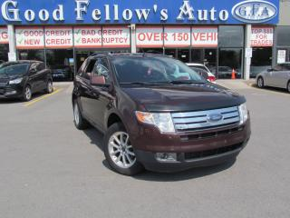 Used 2010 Ford Edge SEL MODEL, AWD, 6CYL 3.5 LITER, HEATED SEATS for sale in North York, ON