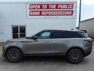 Used 2018 Land Rover Range Rover Velar for sale in Etobicoke, ON