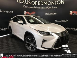 New 2018 Lexus RX 450h Standard Package for sale in Edmonton, AB