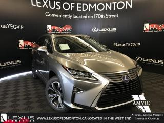 New 2018 Lexus RX 450HL Executive Package 6 Passenger for sale in Edmonton, AB