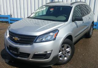 Used 2015 Chevrolet Traverse LS AWD *8 PASSENGER* for sale in Kitchener, ON