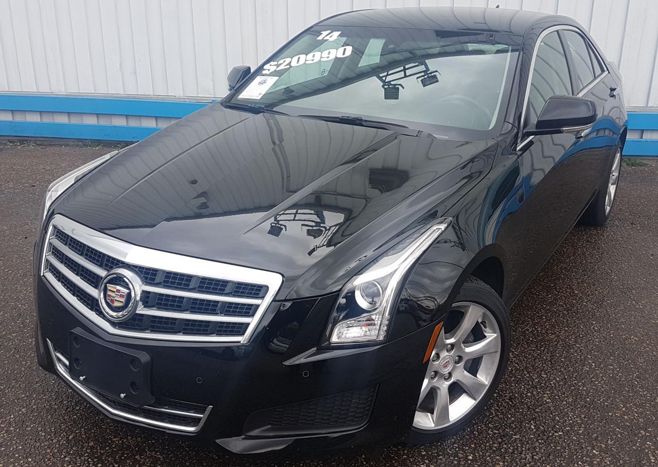2014 Cadillac ATS 2.0T TURBO AWD *NAVIGATION*