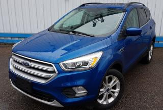 Used 2017 Ford Escape SE 4WD *SUNROOF* for sale in Kitchener, ON