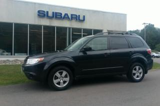 Used 2010 Subaru Forester 2.5i for sale in Minden, ON
