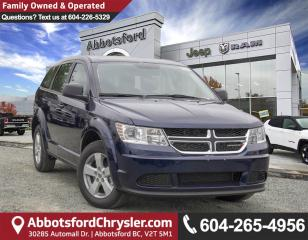 New 2018 Dodge Journey CVP/SE for sale in Abbotsford, BC