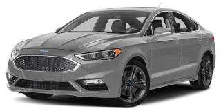 New 2018 Ford Fusion V6 Sport for sale in Surrey, BC