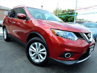 Used 2014 Nissan Rogue SV | PANORAMIC | BACK UP CAM | BLUETOOTH for sale in Kitchener, ON
