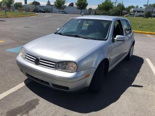 Used 2007 Volkswagen City Golf 2.0 for sale in Mississauga, ON