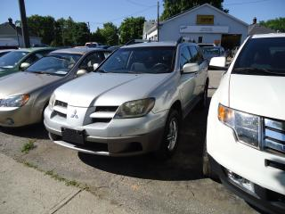 Used 2003 Mitsubishi Outlander LS for sale in Sarnia, ON