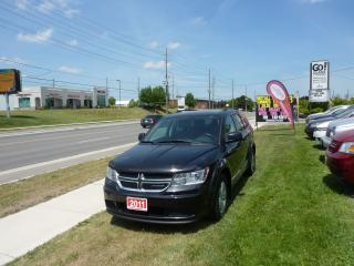 Used 2011 Dodge Journey Canada Value Pkg for sale in Kitchener, ON