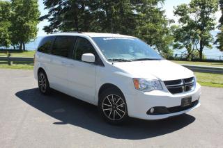 Used 2016 Dodge Grand Caravan SXT Premium Plus-NAVIGATION| BACKUP CAM| STOW & GO for sale in Oshawa, ON