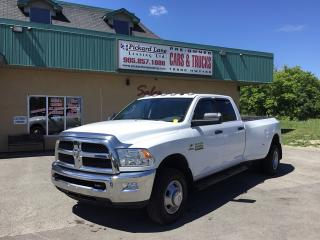 Used 2017 RAM 3500 SLT for sale in Bolton, ON