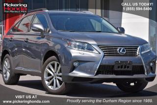 Used 2015 Lexus RX 350 Touring for sale in Pickering, ON